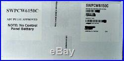 New Honeywell Complete Alarm System/Starter Kit SWPCW6150C SW3000 Kit For ADT