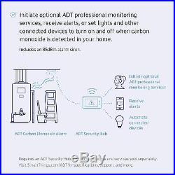 Nortek Samsung SmartThings ADT Carbon Monoxide Alarm