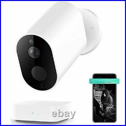Outdoor Camera Wireless, IMILAB EC2 1080P FHD Home Security Camera System with B