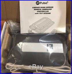 PULSE GD00Z-2 Garage Door Opener Remote Command Controller withTilt Sensor ADT