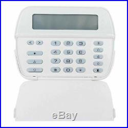 PowerSeries 64-Zone LCD Full-Message Keypad with Wireless Receiver RFK5500ADT