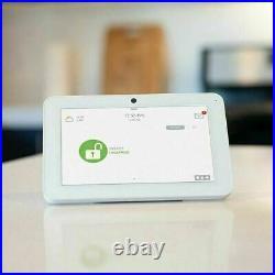 QOLSYS QW9104-840 IQ Remote Touchscreen Secondary Alarm Keypad