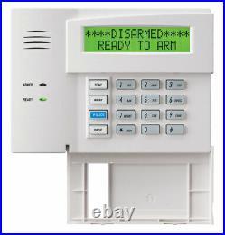 Resideo Ademco Honeywell 6160RF Alphanumeric keypad w 5881ENH Wireless Receiver