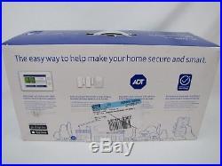 SAMSUNG SmartThings ADT Home Security Starter Kit White FADTSTR Smart Things