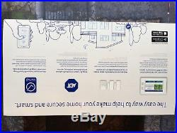 SAMSUNG SmartThings ADT Home Security Starter Kit White Model FADTSTRKT1
