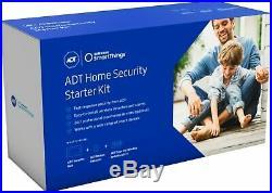 Samsung DT-STR-KT-1 SmartThings ADT Home Security Starter Kit White