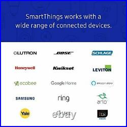 Samsung Electronics F-ADT-STR-KT-1 SmartThings ADT Wireless Home Security Sta