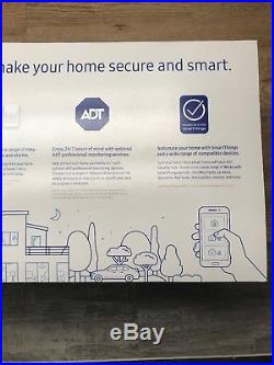 Samsung SmartThings ADT Home Security Starter Kit Brand New In Box