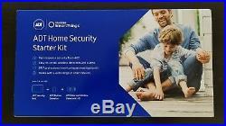 Samsung SmartThings ADT Home Security Starter Kit White BRAND NEW
