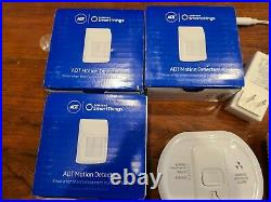 Samsung SmartThings ADT Home Security Whole System 4 Motion CO Smoke Read Used