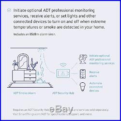 Samsung SmartThings ADT Smoke Alarm
