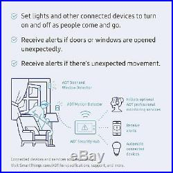 Samsung SmartThings ADT Wireless Home Security Starter Kit with DIY Smart