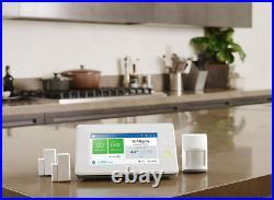 Samsung SmartThings Wireless Home Security Starter Kit F-ADT-STR-KT-1 White NEW