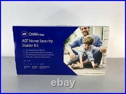 Samsung SmartThings Wireless Home Security Starter Kit White F-ADT-STR-KT-1 NEW