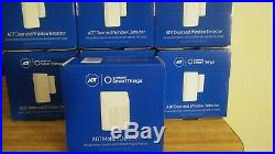 Samsung Smartthings ADT Home Security Starter Kit with accessories
