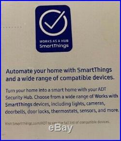 Samsung Smartthings F-ADT-STR-KT-1 ADT Home Security Starter Kit