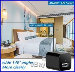 Security Camera Outdoor, Cameras for Home Security, ALLRIER 1080P Full (Black)