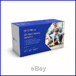 SmartThings NEW Samsung ADT Wireless Home Security Starter Kit with DIY Smart