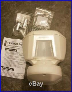 Visonic PowerMaster TOWER-20AM PG2 External PIR Anti-Masking 868-0 FR, EU&ADT