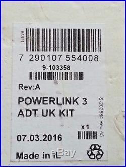 Visonic Powerlink 3 ADT UK Communicator P/N 90-207728 Ref 1116272671