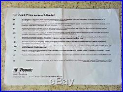 Visonic Powerlink 3 ADT UK Communicator P/N 90-207728 Ref 3917503450