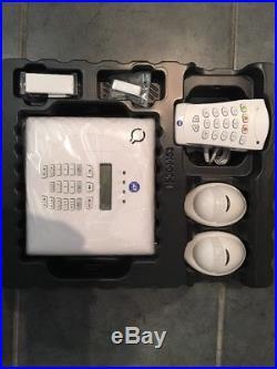 Visonic Powermaster 10 Wireless Home Security Alarm System ADT Branded NEW