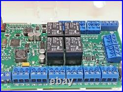 Visonic ioXpander Wired I/O Module 12 Zones 4 Relays Euro & UK ADT ID441-4609