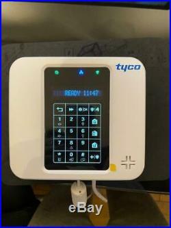 Visonics 360R alarm control panel NONE ADT