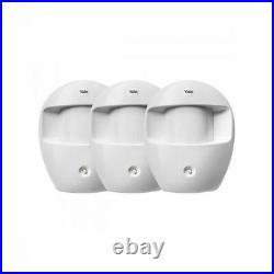Yale Easy Fit PET PIR Motion Detector (EF & SR Range) 3 pack BRAND NEW BOXED